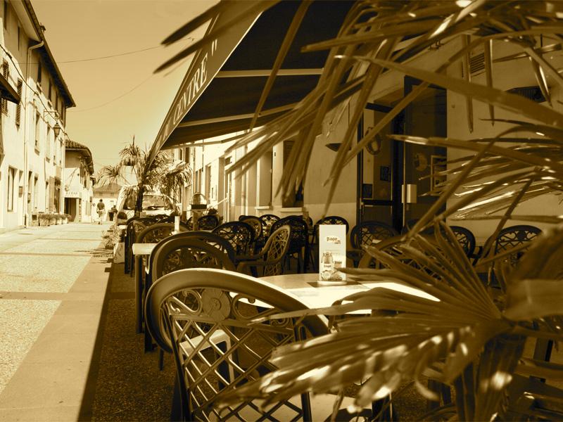 terrasse du bar de montrevel en bresse